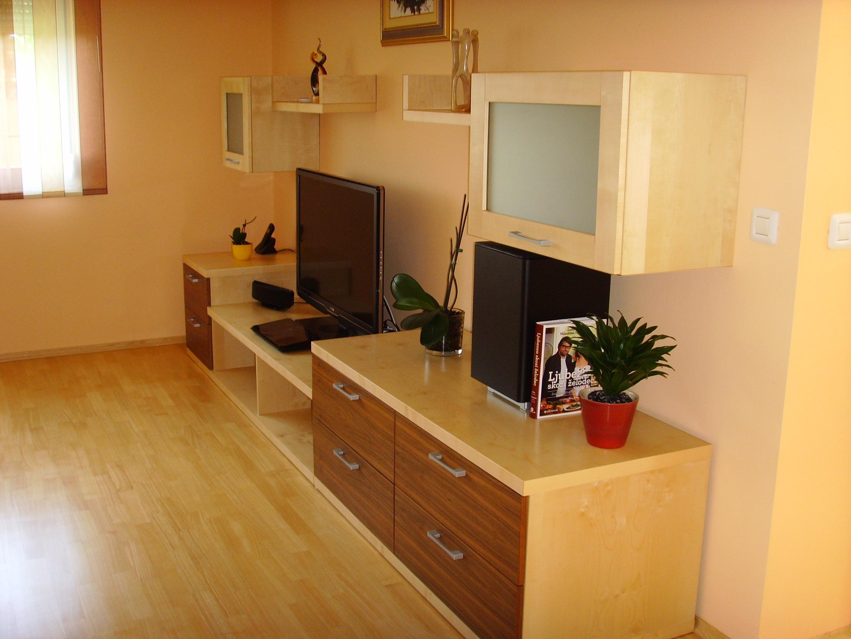 Izdelava in montaža dnevne sobe Mišo s.p.