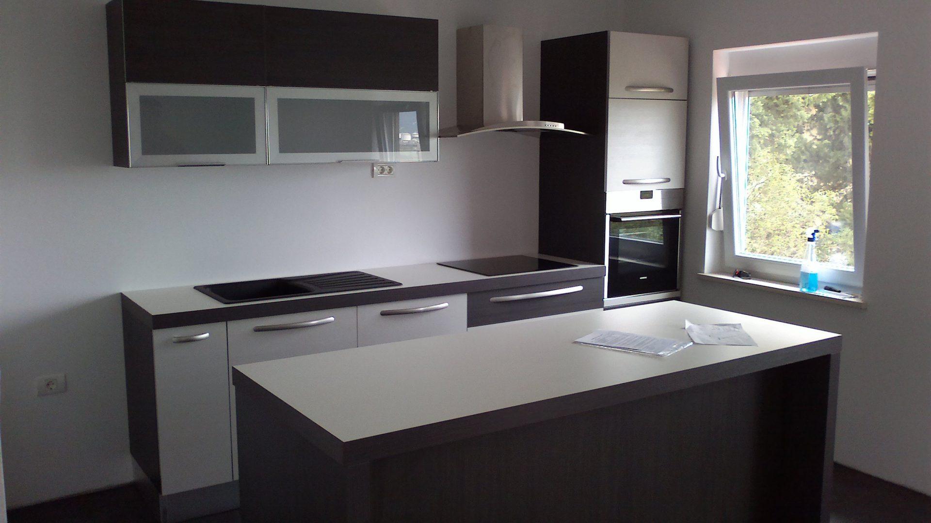 Izdelava in montaža kuhinj za prefinjeno funkcionalnost 1