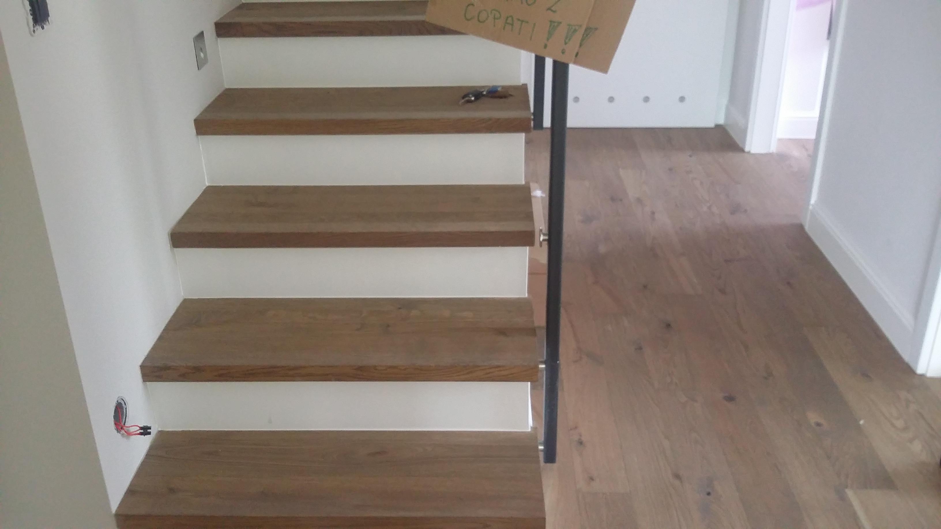Estetsko izdelane stopnice 10