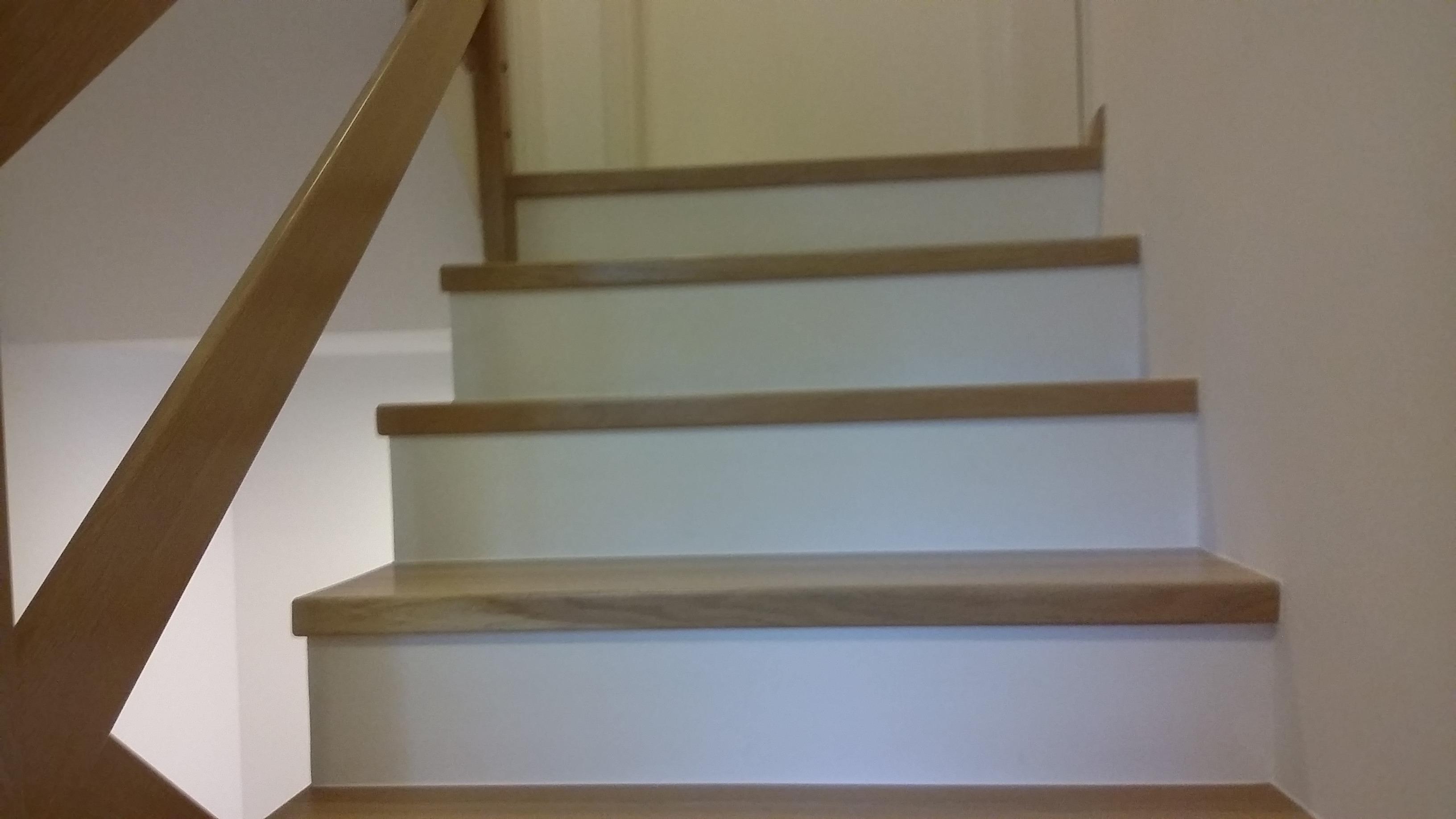 Estetsko izdelane stopnice 11