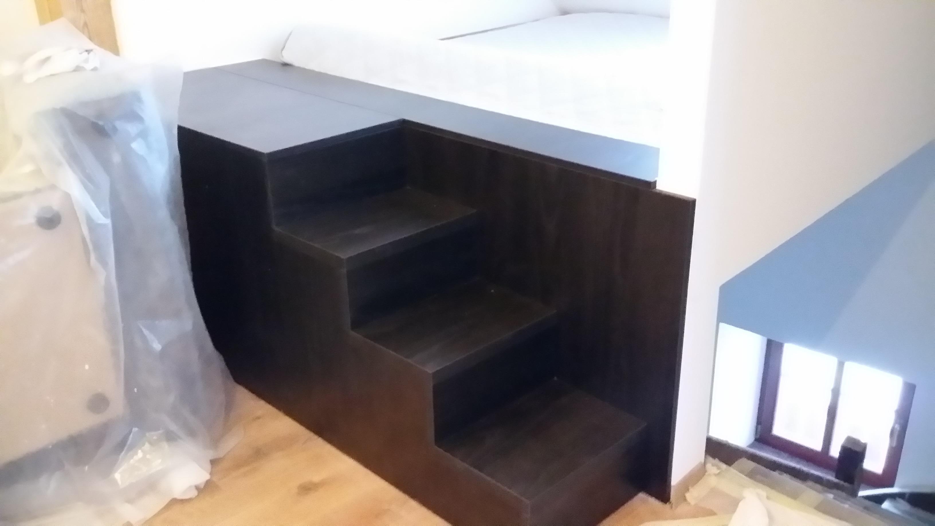 Estetsko izdelane stopnice 13