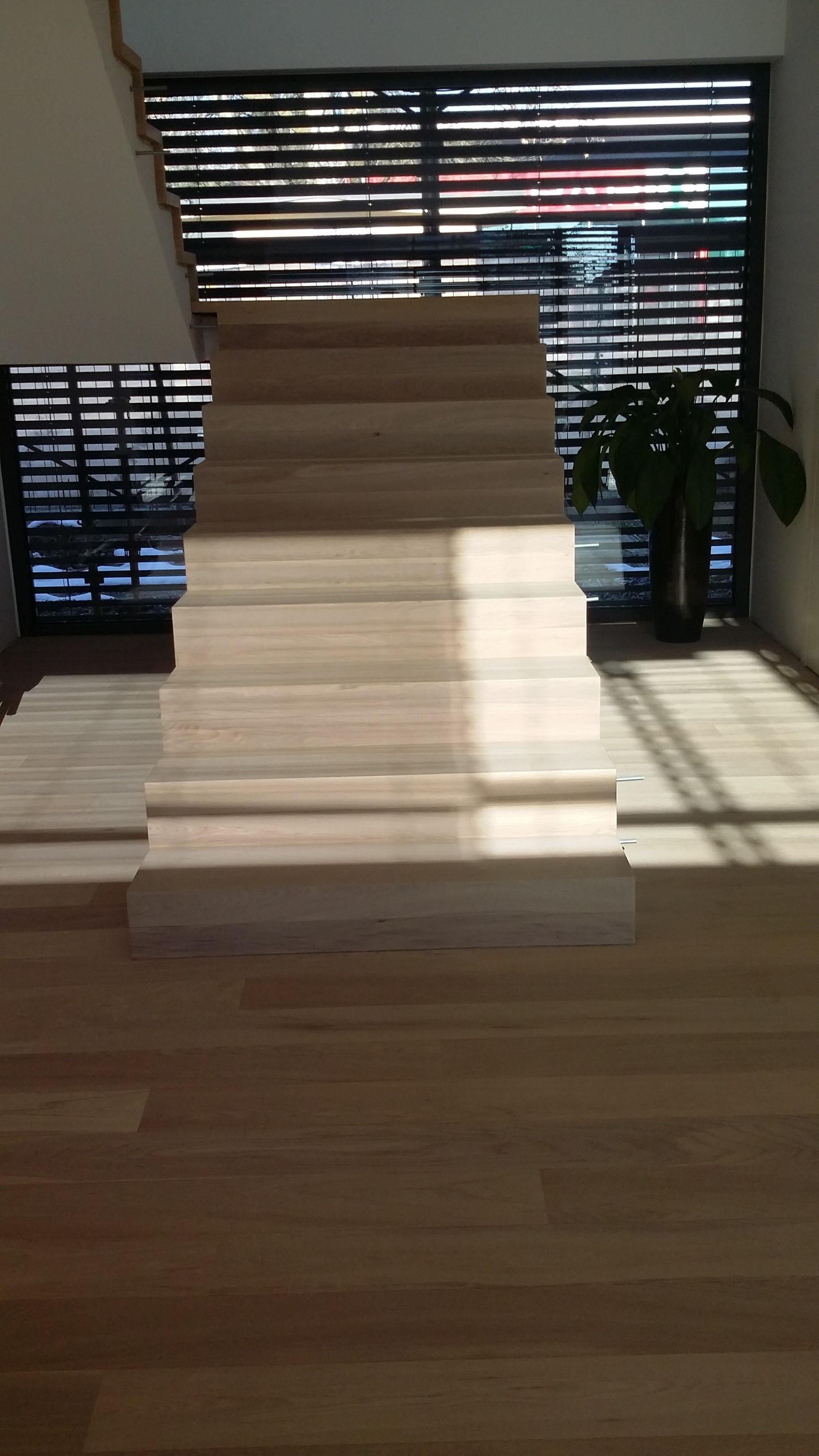 Estetsko izdelane stopnice 14