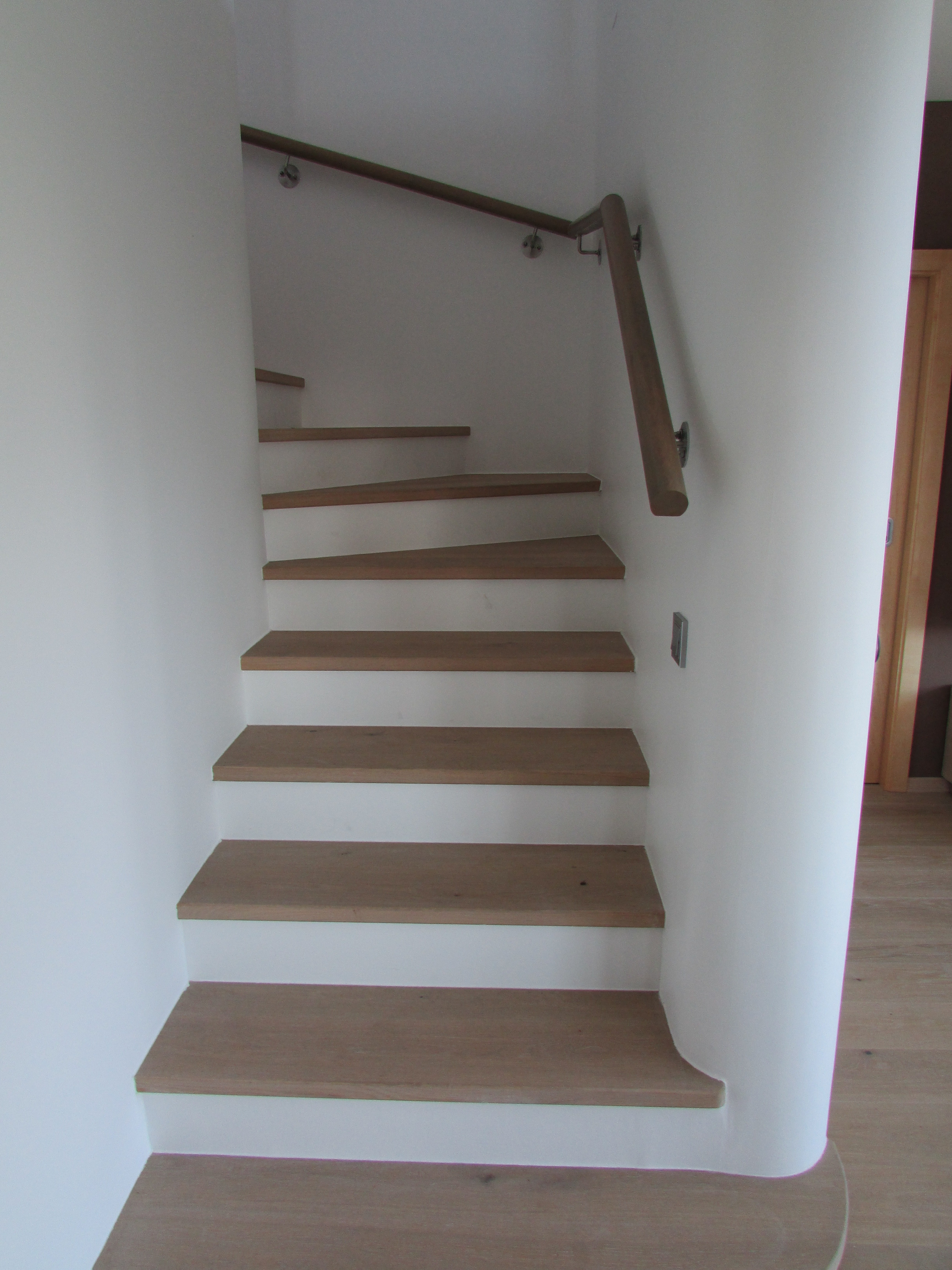 Estetsko izdelane stopnice 17