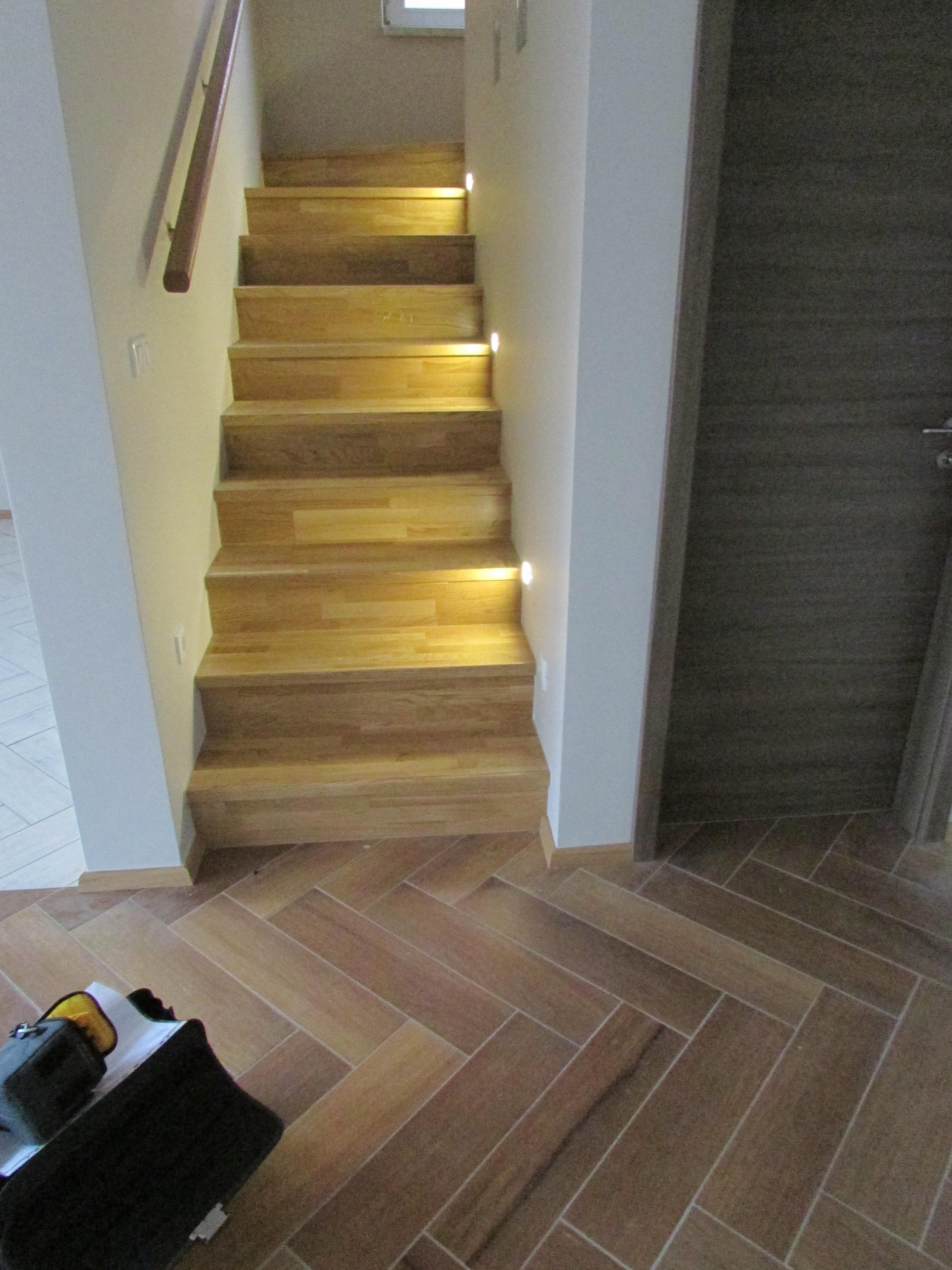 Estetsko izdelane stopnice 18