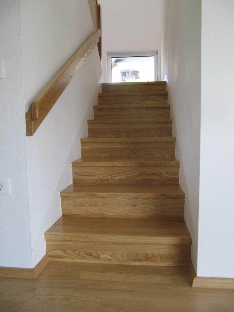 Estetsko izdelane stopnice 2