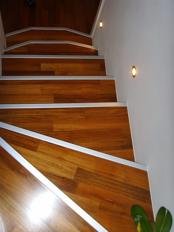 Estetsko izdelane stopnice 22