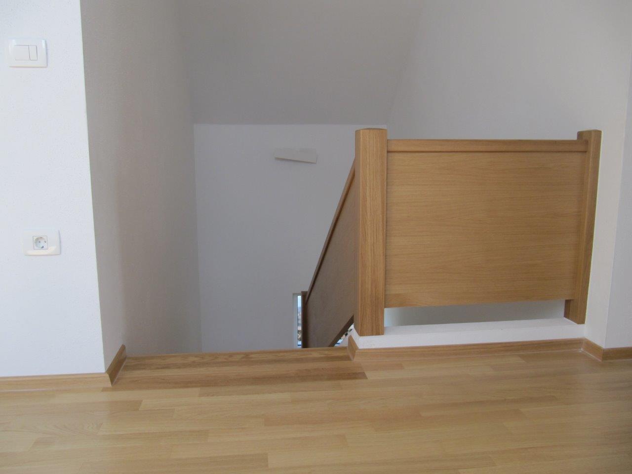 Estetsko izdelane stopnice 3