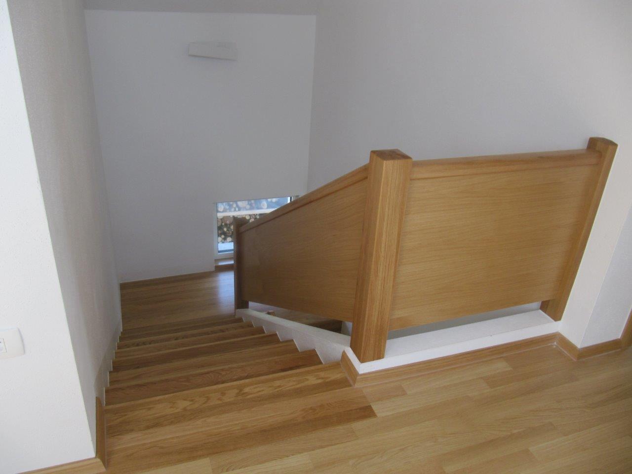 Estetsko izdelane stopnice 4