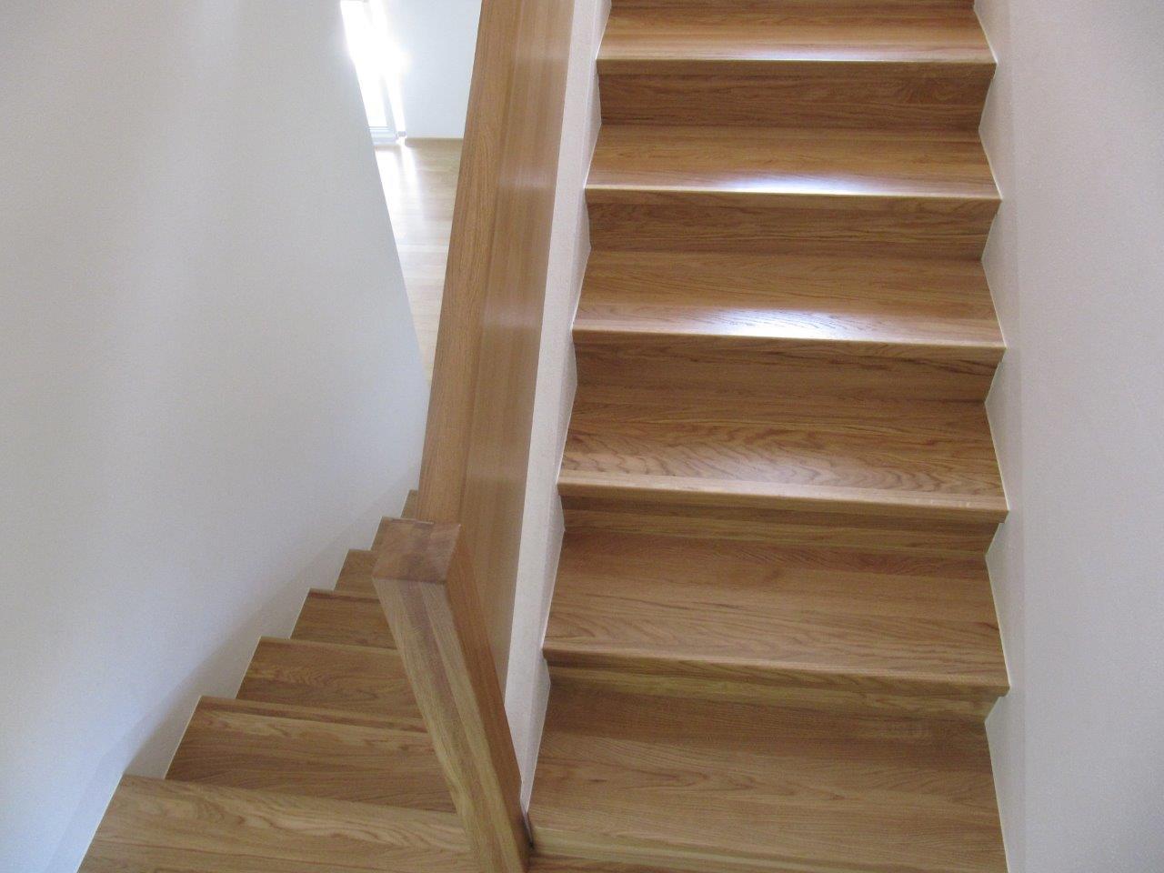 Estetsko izdelane stopnice 6