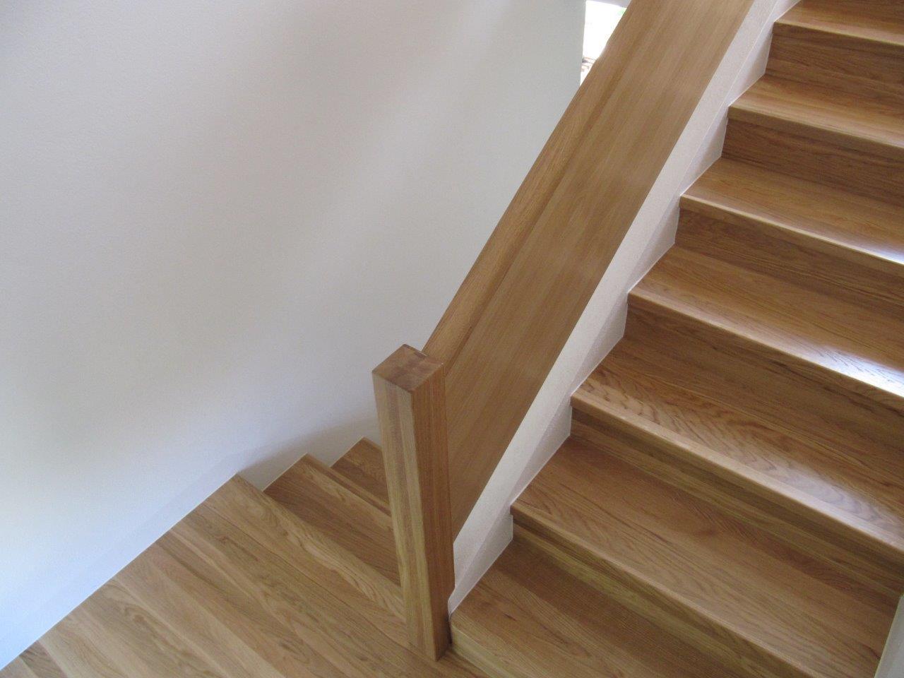 Estetsko izdelane stopnice 7