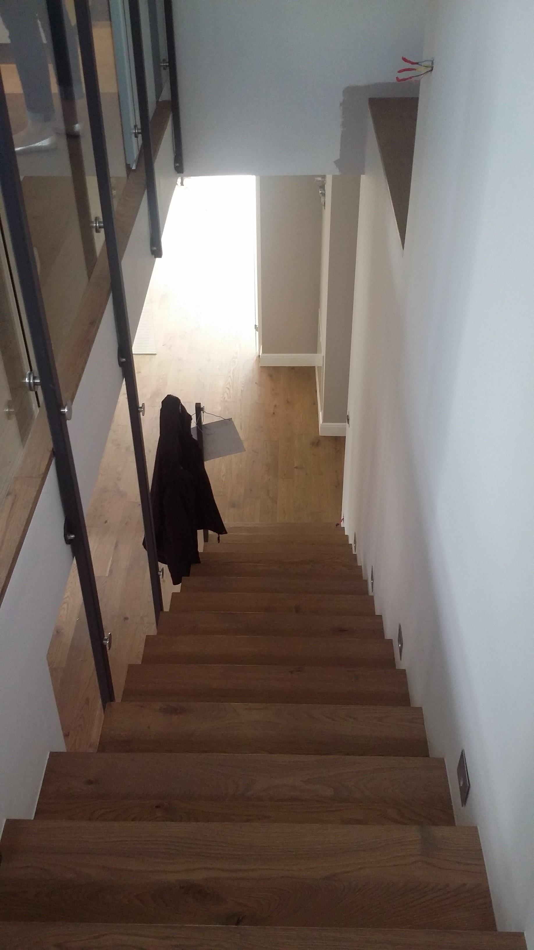 Estetsko izdelane stopnice 8