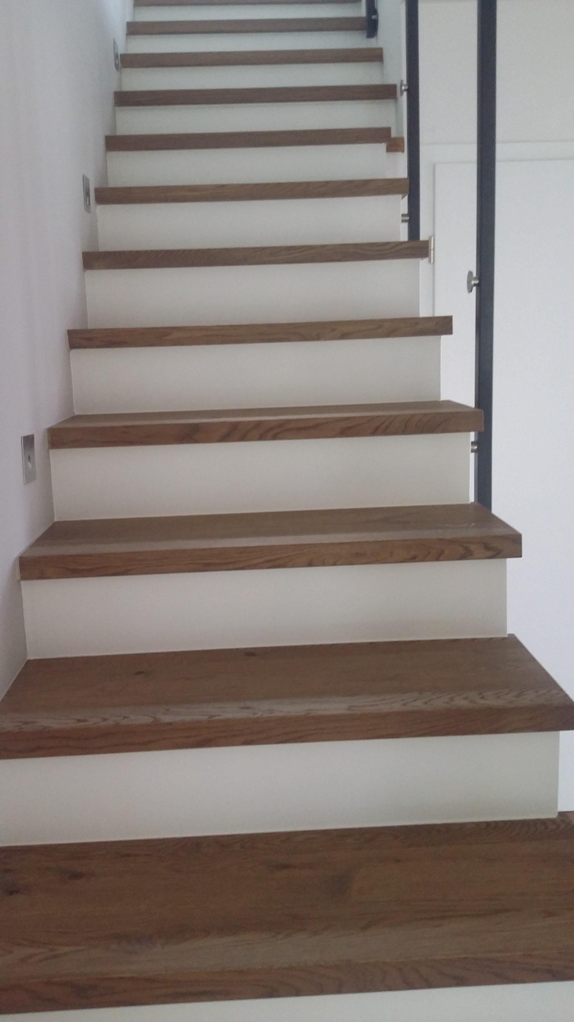Estetsko izdelane stopnice 9