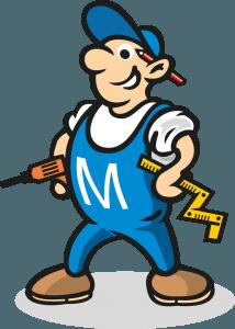 Mojster Mišo - maskota