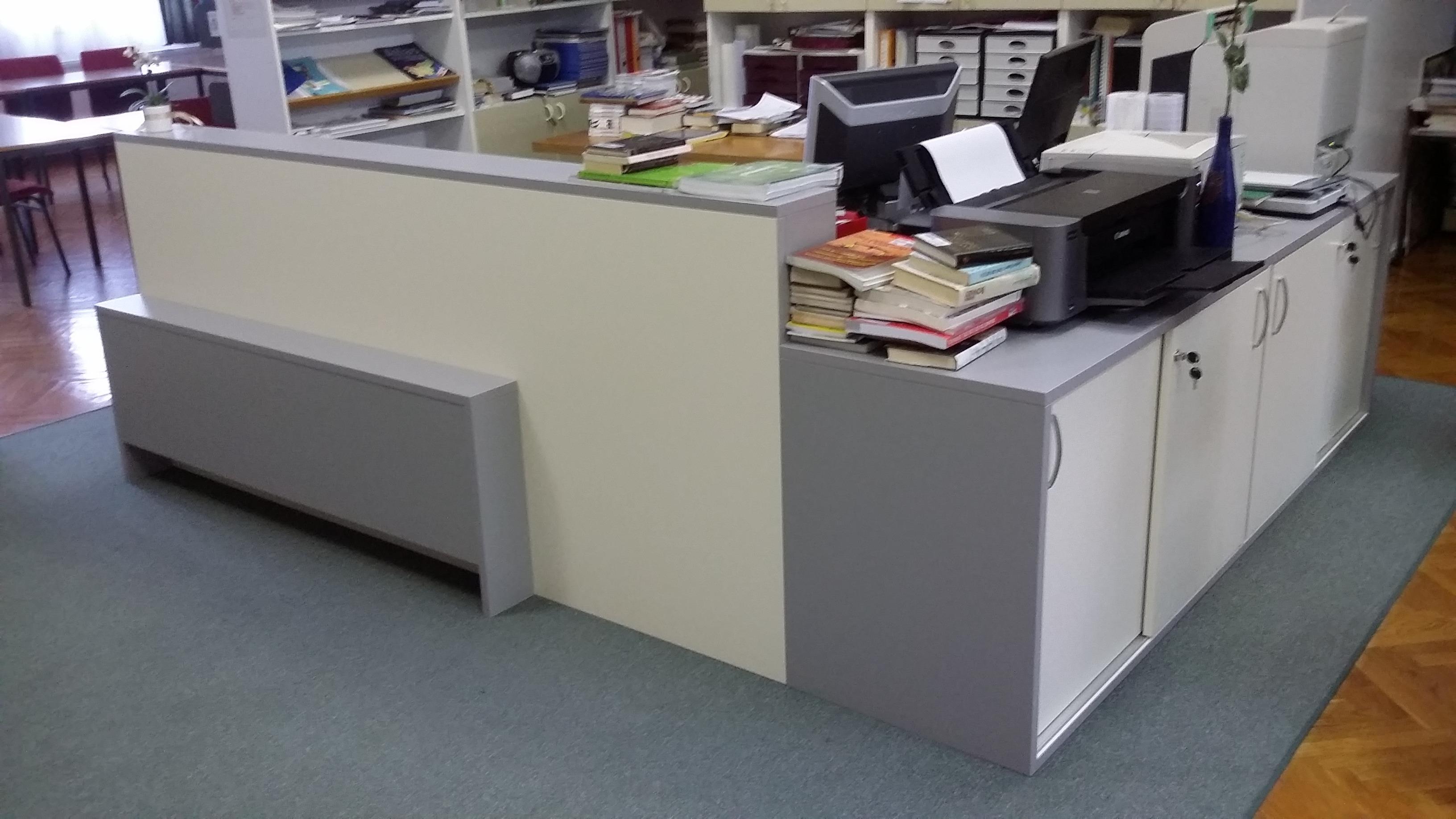 Pisarniško pohištvo za optimalno delo 5