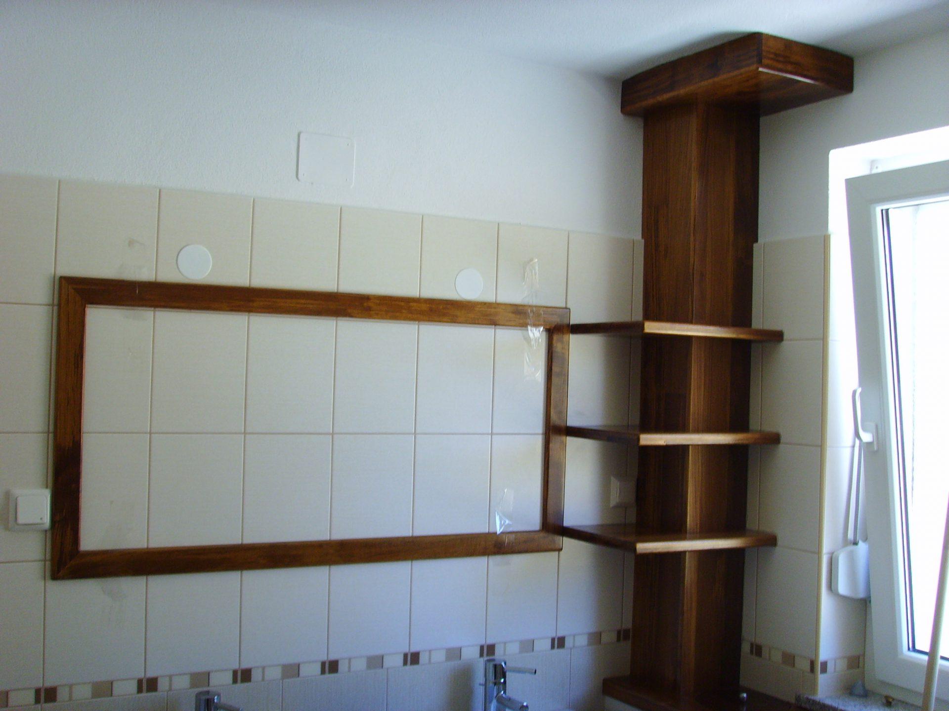 Polaganje ploščic v kopalnici 22