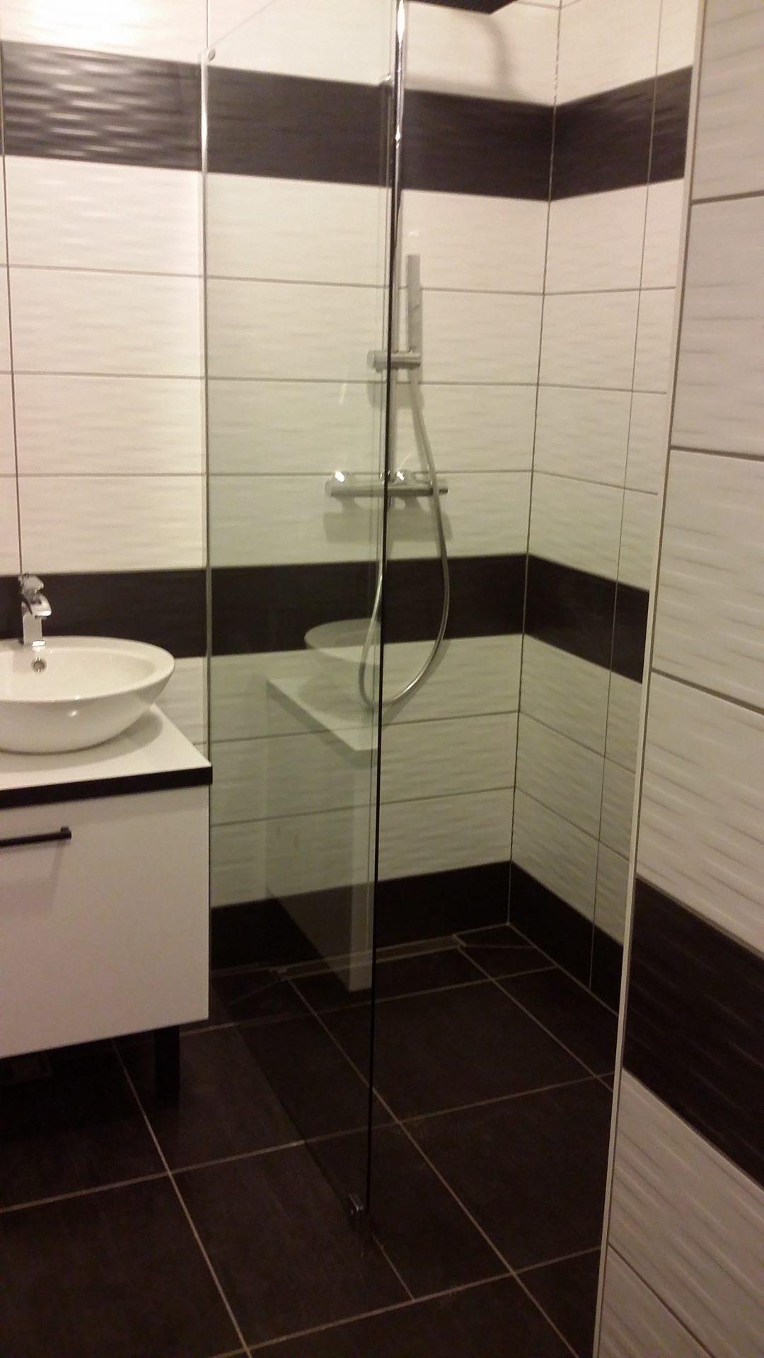Polaganje ploščic v kopalnici 4