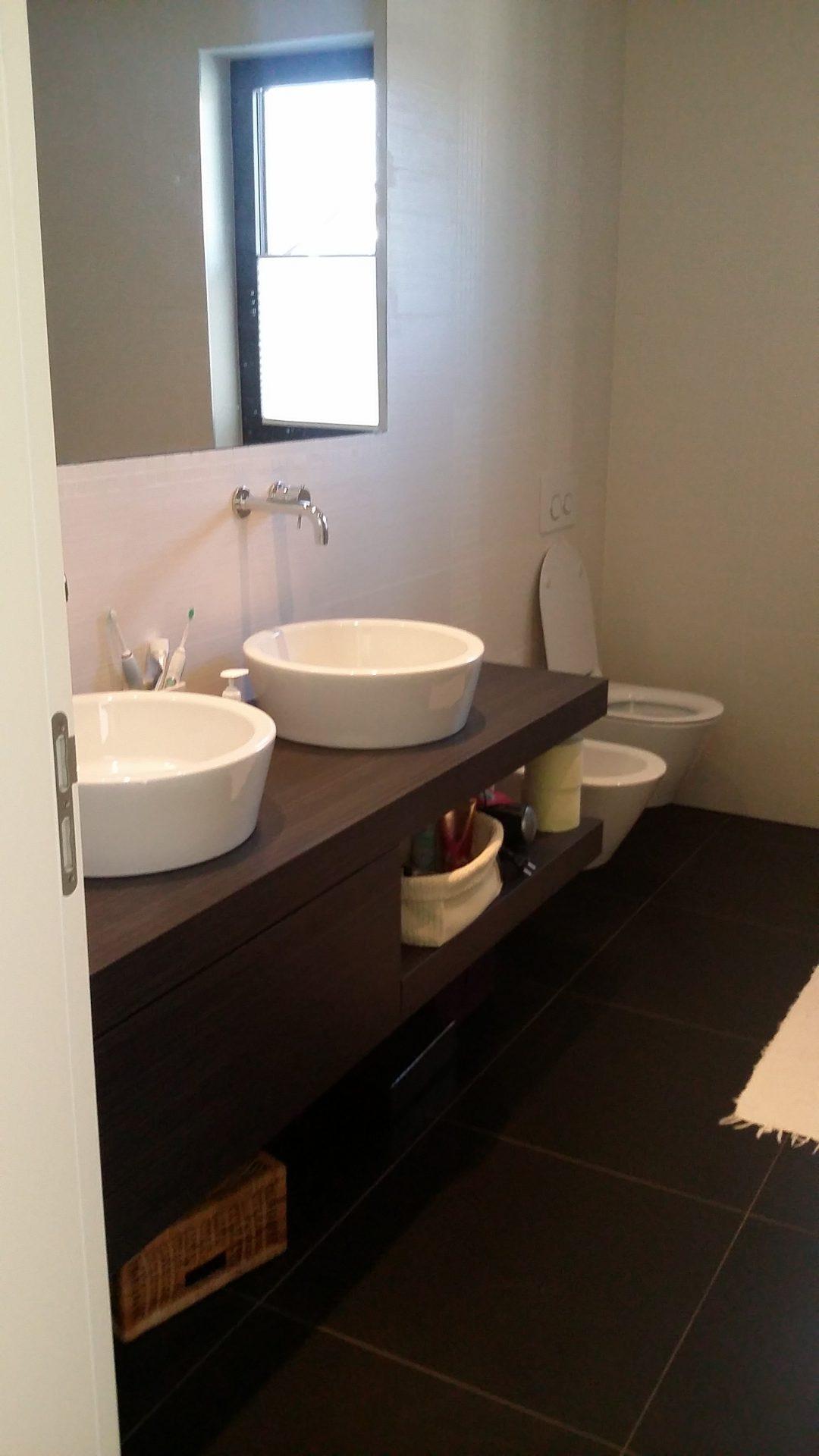 Polaganje ploščic v kopalnici 5
