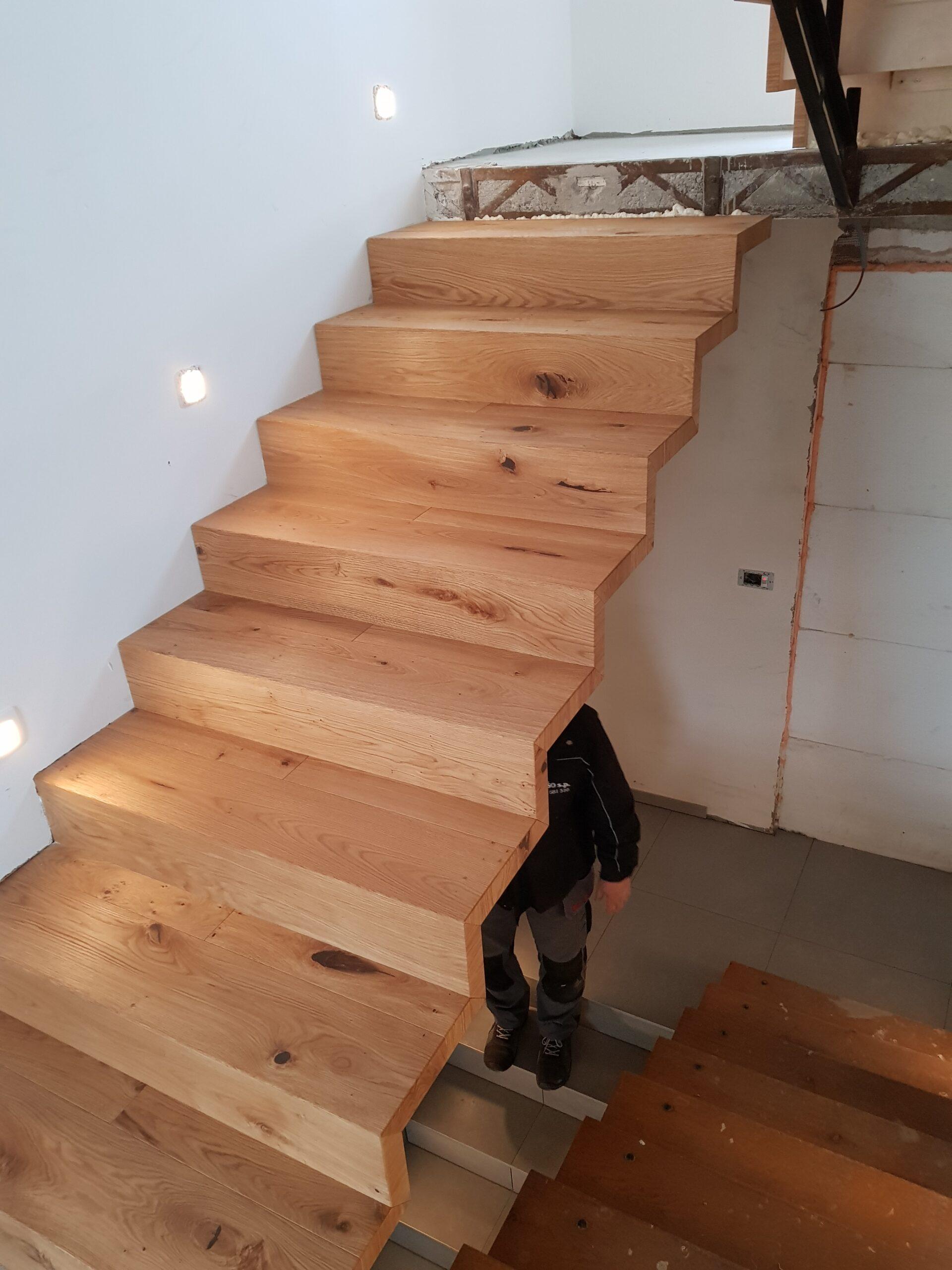 Stopnice notranje masiva 5