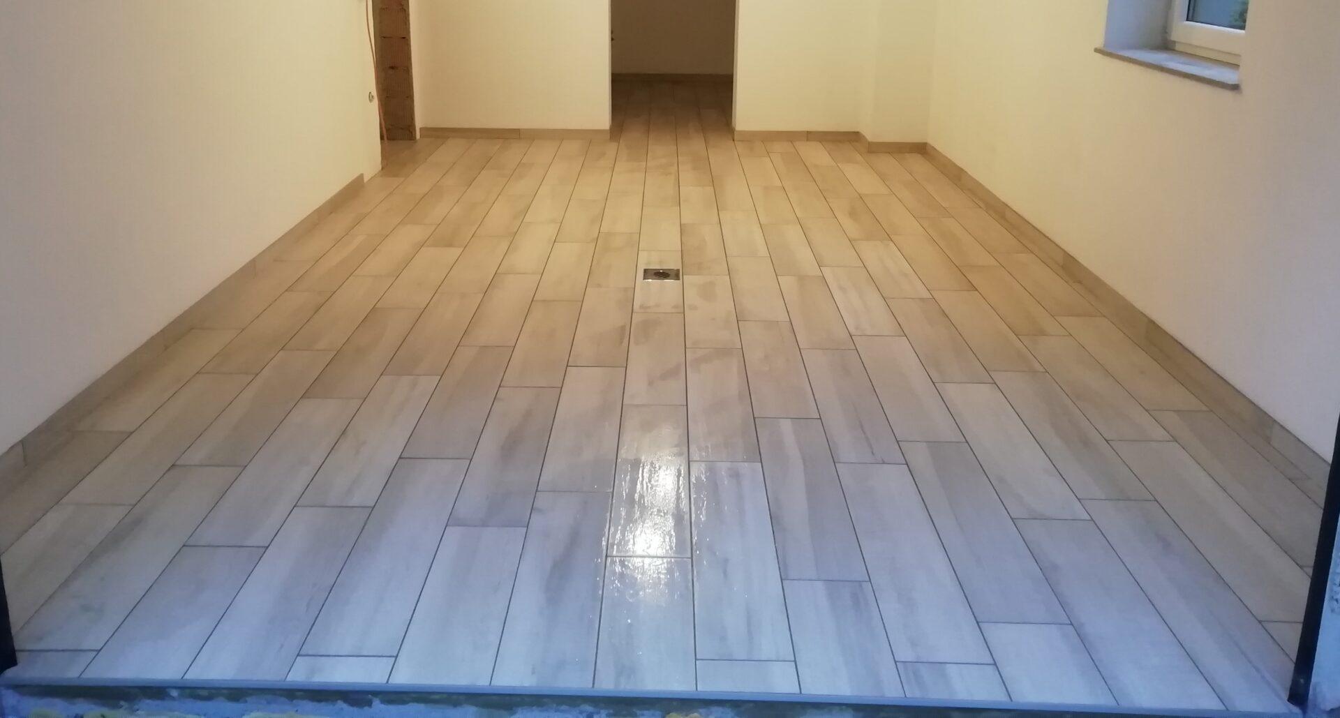 Pravilna smer polaganja ploščic